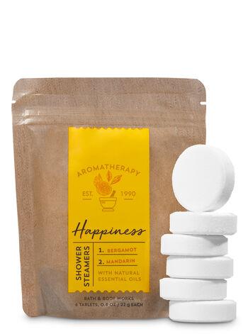Happiness - Bergamot & Mandarin In Shower Steamer