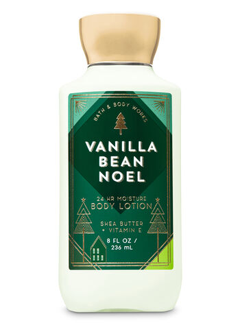 Signature Collection Vanilla Bean Noel Super Smooth Body Lotion - Bath And Body Works