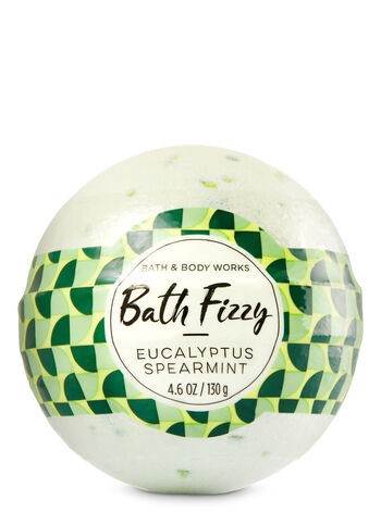 Eucalyptus Spearmint Bath Fizzy