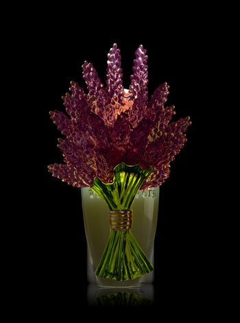 Lavender Bouquet Nightlight Wallflowers Fragrance Plug