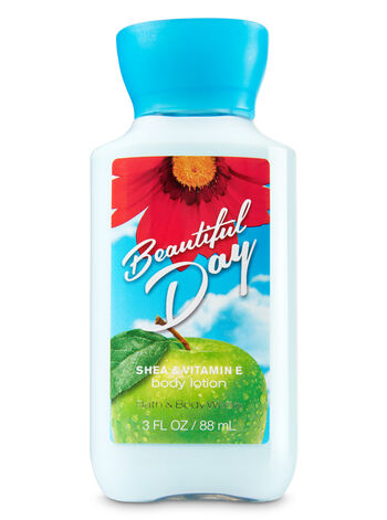 Signature Collection Beautiful Day Travel Size Body Lotion - Bath And Body Works