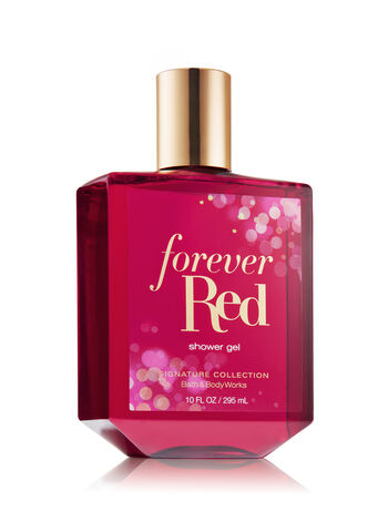 The Forever Collection Forever Red Shower Gel - Bath And Body Works