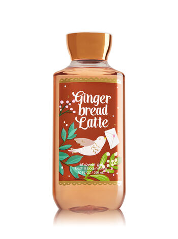 Signature Collection Gingerbread Latte Shower Gel - Bath And Body Works