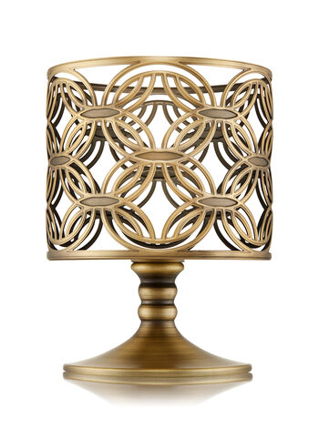 Timeless Circle Pedestal 3-Wick Candle Sleeve