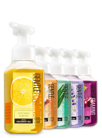 Classic Faves Gentle Foaming Hand Soap, 5-Pack - Bath And Body Works