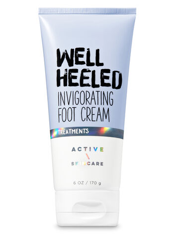 Signature Collection Well Heeled Invigorating Foot Cream - Bath And Body Works