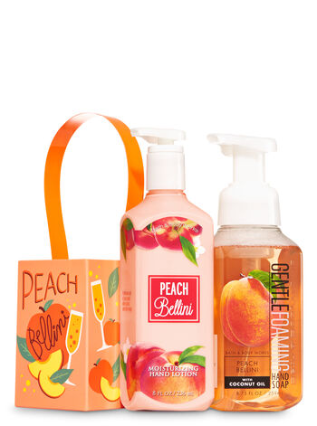Peach Bellini Let's Brunch! Gift Set - Bath And Body Works