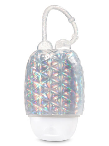 Iridescent Holographic PocketBac Holder - Bath And Body Works