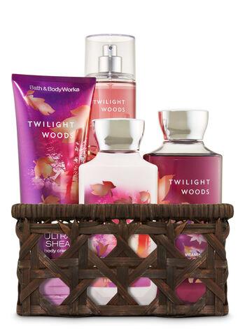 Twilight Woods Basket of Favorites Gift Kit - Bath And Body Works