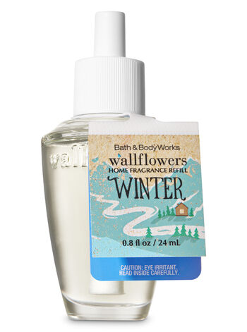 Winter Wallflowers Fragrance Refill - Bath And Body Works
