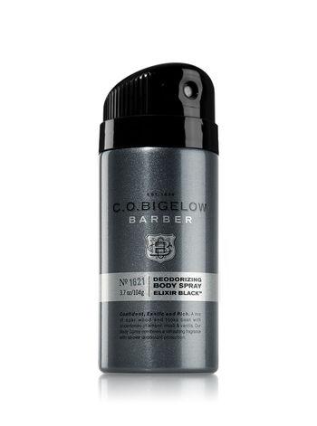 C.O. Bigelow Elixir Black Men's Deodorizing Body Spray - Bath And Body Works