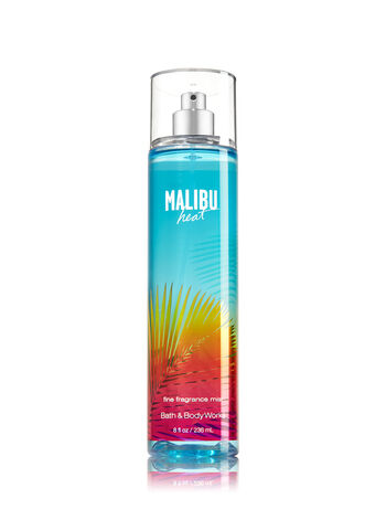 Signature Collection Malibu Heat Fine Fragrance Mist - Bath And Body Works