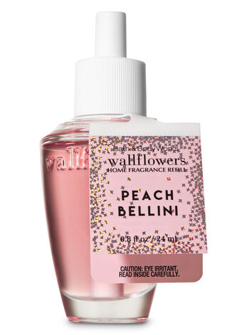 Peach Bellini Wallflowers Fragrance Refill - Bath And Body Works