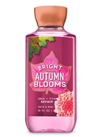Bright Autumn Blooms Shower Gel - Bath And Body Works