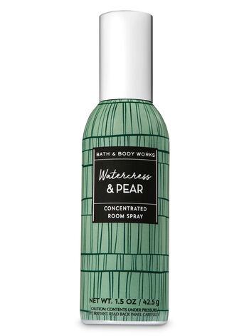 Watercress & Pear Concentrated Room Spray - Bath And Body Works
