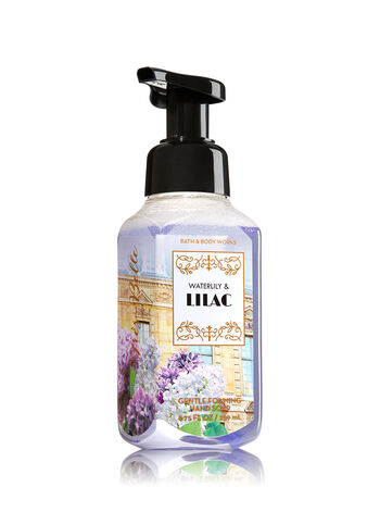 Waterlily & Lilac Gentle Foaming Hand Soap - Bath And Body Works