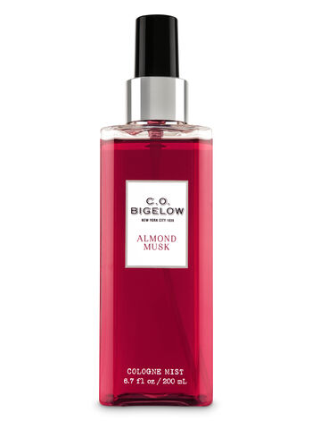 C.O. Bigelow Almond Musk Cologne Mist - Bath And Body Works