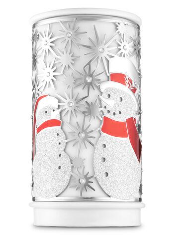 Snowman Warmer Fragrance Warmer Wrap - Bath And Body Works