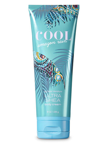 Signature Collection Cool Amazon Rain Body Cream - Bath And Body Works