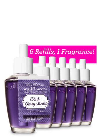 Black Cherry Merlot Wallflowers Refills, 6-Pack