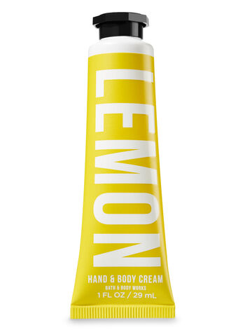 Signature Collection Lemon Hand & Body Cream - Bath And Body Works
