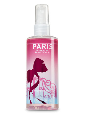 Signature Collection Paris Amour Travel Size Fine Fragrance Mist - Bath And Body Works