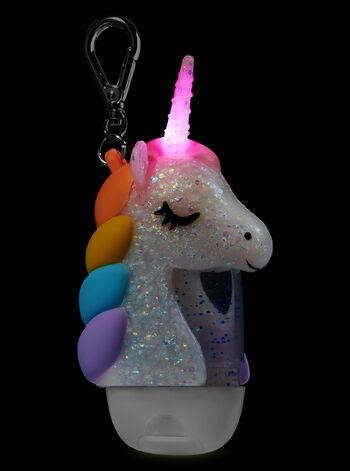 Sparkly Unicorn Light-Up PocketBac Holder