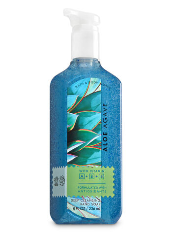 Aloe Agave Deep Cleansing Hand Soap - Bath And Body Works