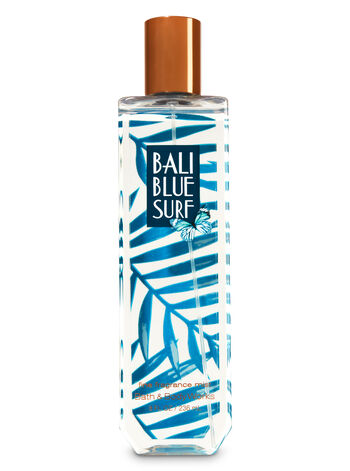 Signature Collection Bali Blue Surf Fine Fragrance Mist - Bath And Body Works