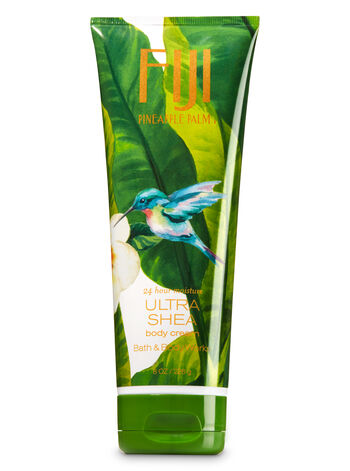 Signature Collection Fiji Pineapple Palm Body Cream - Bath And Body Works
