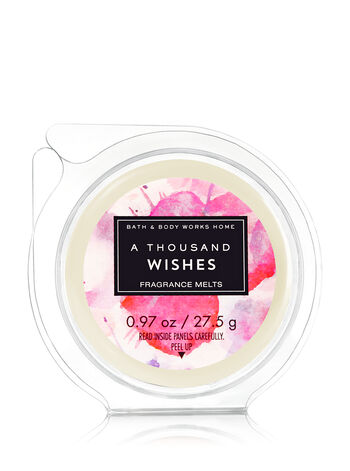 A Thousand Wishes Fragrance Melt - Bath And Body Works