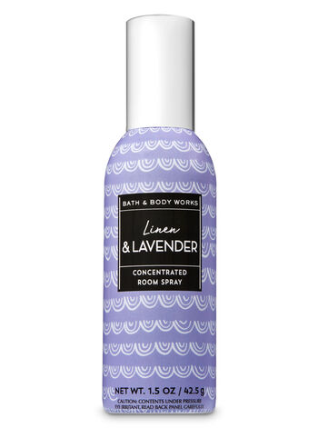 Linen & Lavender Concentrated Room Spray - Bath And Body Works