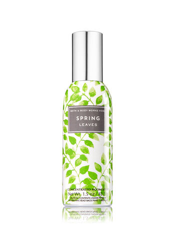 Spring Leaves 1.5 oz. Room Perfume - Bath And Body Works