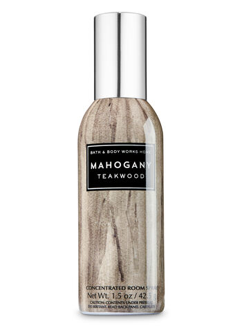 Mahogany Teakwood Concentrated Room Spray - Bath And Body Works