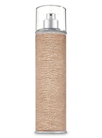 Tan Embossed Fine Fragrance Mist Sleeve