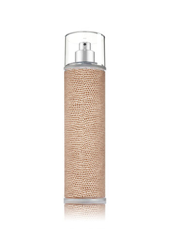 Tan Embossed Fine Fragrance Mist Sleeve