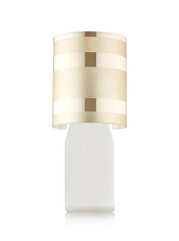 Textured Pewter Wallflowers Fragrance Plug