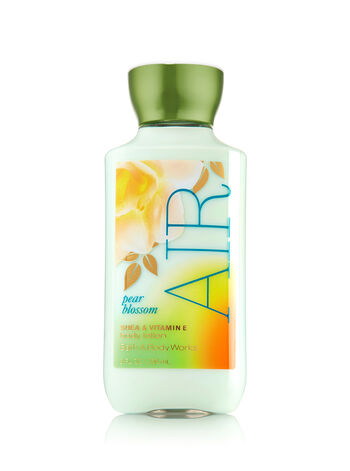 Signature Collection Pear Blossom Air Body Lotion - Bath And Body Works