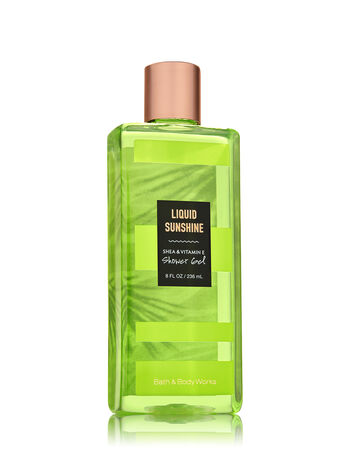 Signature Collection Liquid Sunshine Shower Gel - Bath And Body Works