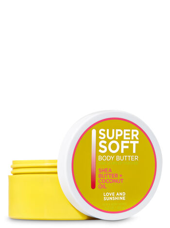 Love And Sunshine Super Soft Body Butter - Bath And Body Works