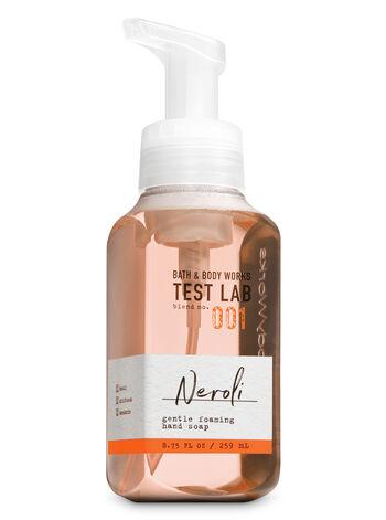 Bath & Body Works Test Lab Blend No. 001 Neroli Gentle Foaming Hand Soap - Bath And Body Works