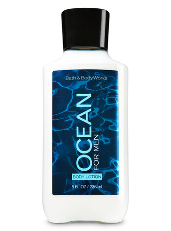 Signature Collection Ocean For Men Body Lotion - Bath And Body Works