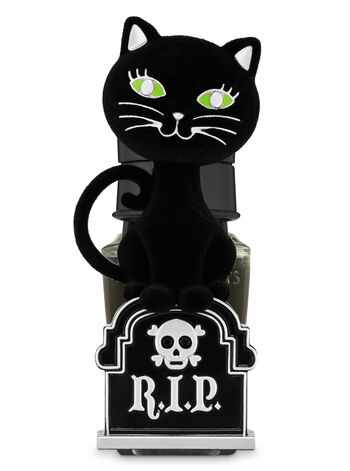 Tombstone Kitty Nightlight Wallflowers Fragrance Plug