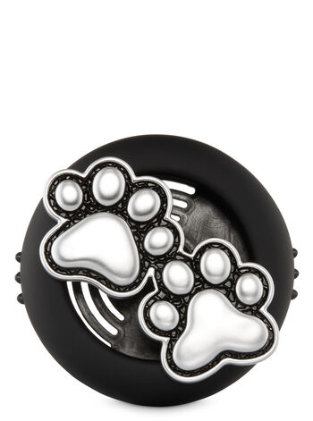 Paw Prints Vent Clip Scentportable Holder
