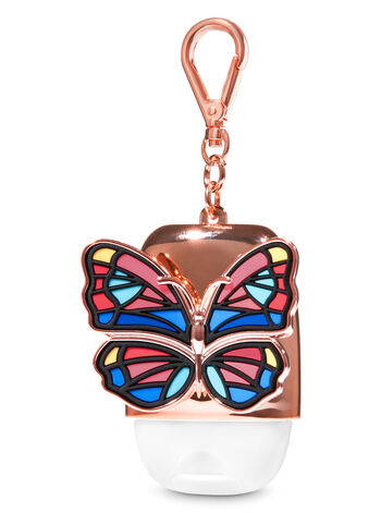Vibrant Butterfly PocketBac Holder - Bath And Body Works