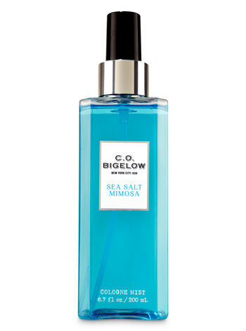 C.O. Bigelow Sea Salt Mimosa Cologne Mist - Bath And Body Works