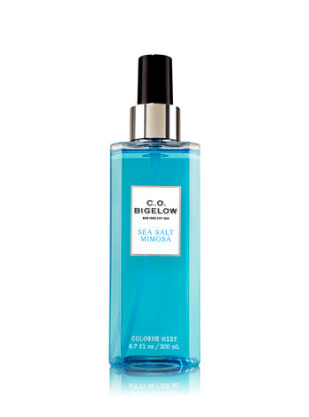 C.O. Bigelow Sea Salt Mimosa Cologne Mist - Bath And Body Works