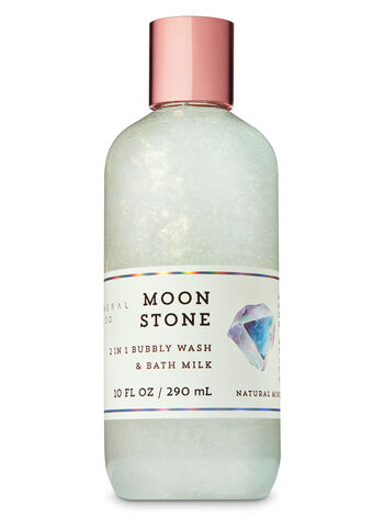Signature Collection Moonstone 2-in-1 Bubbly Wash & Bath Milk - Bath And Body Works