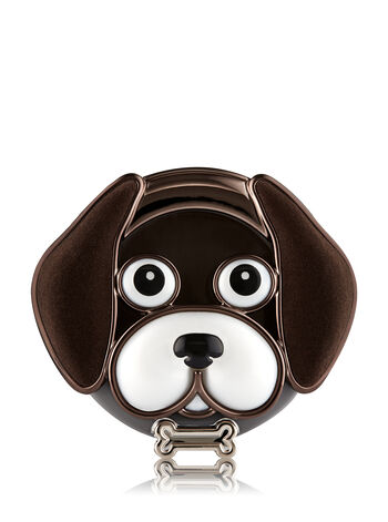 Dog With Collar Scentportable Holder - Bath And Body Works