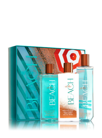 At The Beach Beach-Ready Gift Set